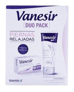 Vanesir Duo Pack, Gel De 200 G Y Caja Con 45 Tab