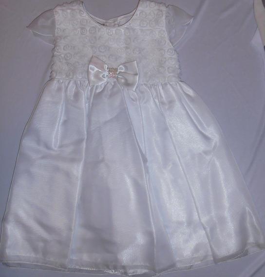 Vestido De Bautizo Talla 3