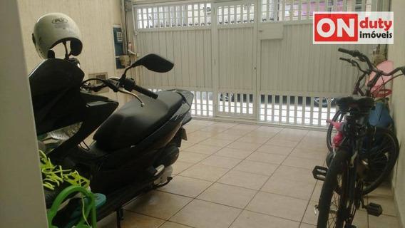 Casa Com 3 Dormitórios À Venda, 140 M² Por R$ 1.250.000,00 - Boqueirão - Santos/sp - Ca0602