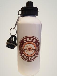 Termo Cilindro Cafe Colibri Bebidas Calientes O Frias