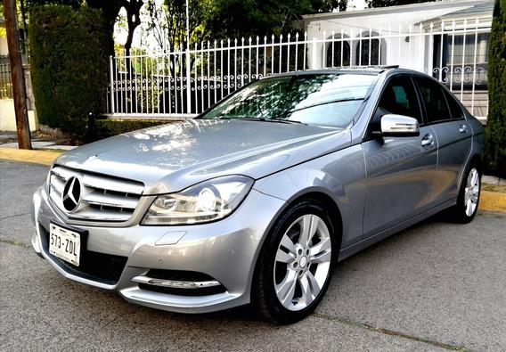 Mercedes Benz C200 Exclusive 1.8 Turbo Plus 2013 Fact. Orgnl
