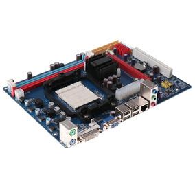 Mc68 Desktops Computador Motherboard Am2 + Am3 Cpu Pci Expre