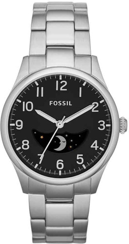 Relógio Fossil Unissex Fs4848/1pn