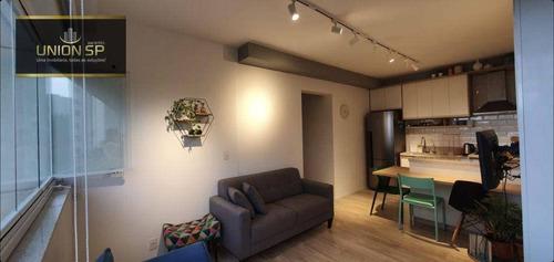 Imagem 1 de 26 de Apartamento Com 1 Dormitório À Venda, 42 M² Por R$ 530.000,00 - Saúde - São Paulo/sp - Ap50871