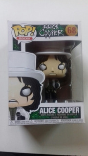 Muñeco Pop! Alice Cooper Pop! Rocks