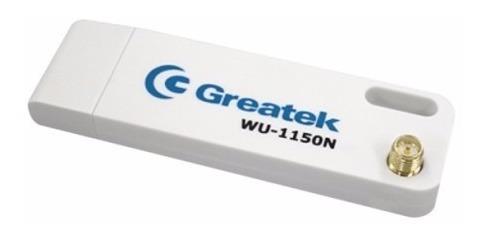 Adaptador Sem Fio Wireless Usb Greatek