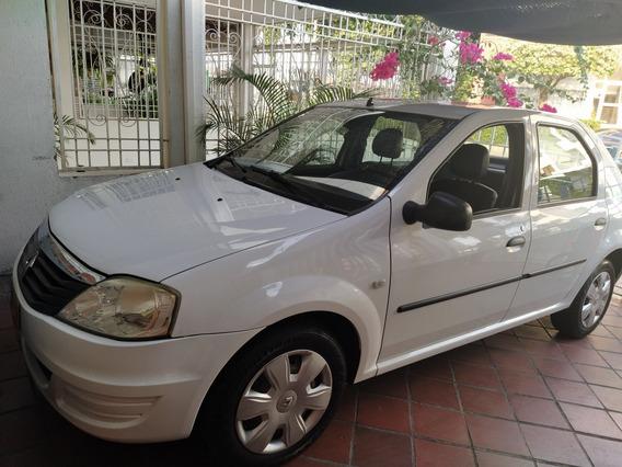 Renault Logan Expresión 2011