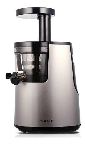Imagen 1 de 5 de Extractor De Jugos Hurom Hh-sbb11 Noble Silver