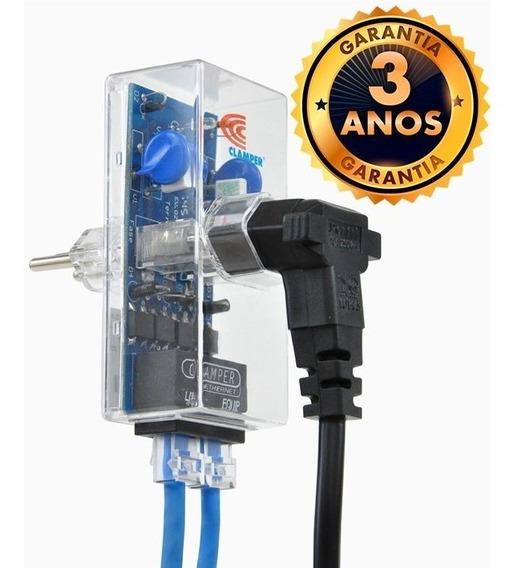 Dps Para Cabo De Rede Ethernet Rj45 10/100 - Clamper 010746
