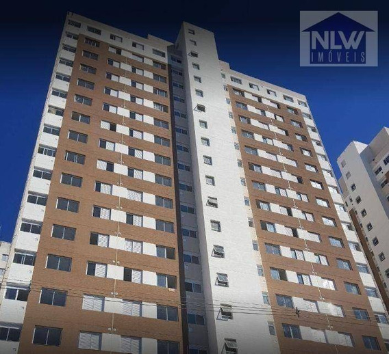 Apartamento Com 1 Dormitório À Venda, 31 M² Por R$ 190.000,00 - Barra Funda - São Paulo/sp - Ap0557