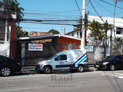 Locação Salão - Chác. Sto. Antônio, São Paulo-sp - 2728-2