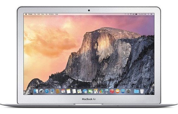 Apple Macbook Air Mmgf2ll/a13.3 Core I5 2.7ghz 8gb Lpddr3 1