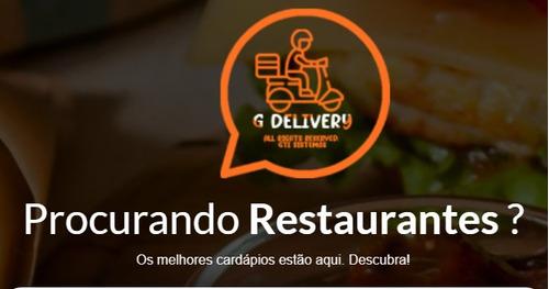 Imagem 1 de 7 de Script - Delivery Cardápio Virtual