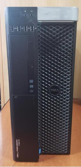 Workstation Dell T3610 Usado Ótimo Estado - Garantia E Nf