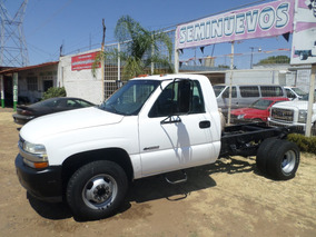 Chevrolet 3500 2003 Doble Rodado Gas Lp