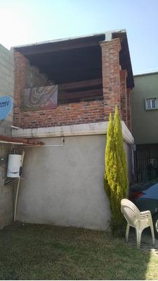 Traspaso Casa En Pueblo Nuevo Chalco
