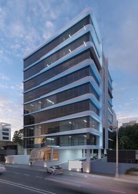 Moderno Proyecto Torre Ejecutiva De Locales De Bella Vista