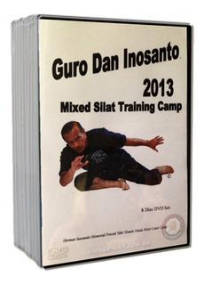 Dan Inosanto - Mixed Silat 8 Volumes