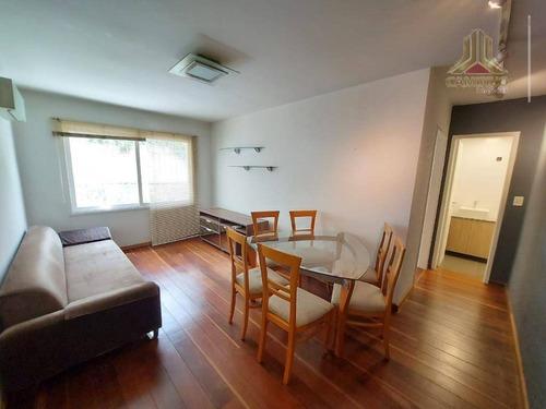 Vendo Apartamento De Um Dormitório, Semi Mobiliado, Pertinho Da Praça Da Encol Em Porto Alegre - Ap4163
