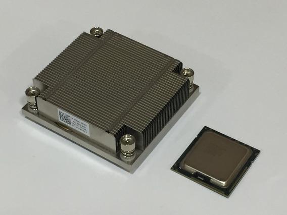 Kit Intel Quad Xeon E5504 2.0 + Heatsink Dell R410 Semi-novo