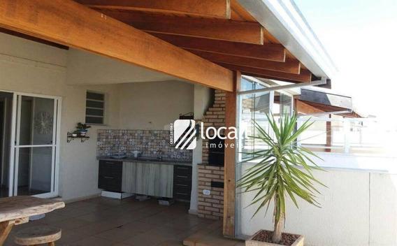 Apartamento Com 3 Dormitórios À Venda, 100 M² Por R$ 315.000 - Jardim Bosque Das Vivendas - São José Do Rio Preto/sp - Ap1720