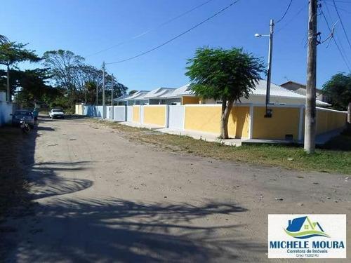 Imagem 1 de 13 de Casa 2 Dormitórios Para Venda Em Araruama, Praia Do Gavião, 2 Dormitórios, 1 Suíte, 1 Banheiro, 3 Vagas - 181_2-403284