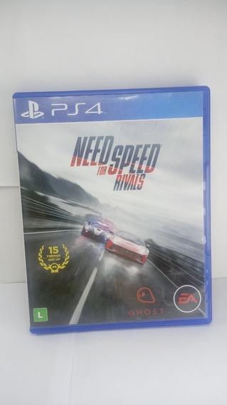Jogo Playstation 4 Need For Speed Rivals Ps4 - Mídia Física