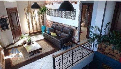 Imagem 1 de 29 de Casa Com 3 Dormitórios À Venda, 165 M² Por R$ 595.000,00 - Costeira Do Pirajubaé - Florianópolis/sc - Ca0268