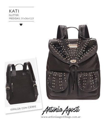 Mochila Kati Antonia Agosti - Son Guapas