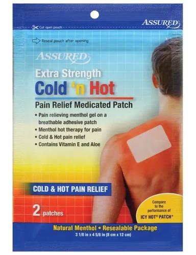 Parches Medicados Frio/calor Para Dolores Musculares 2 Und