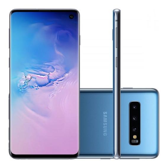 Smartphone Samsung Galaxy S10 128gb 4g Tela 6.1 Câmera
