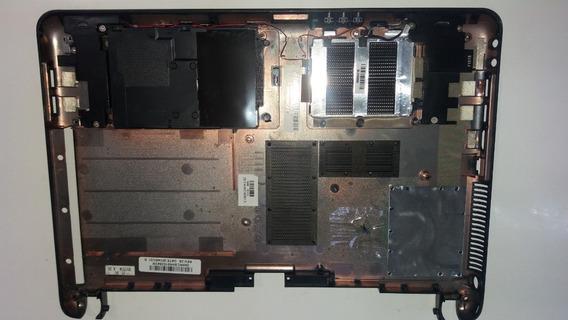 Carcaça Inferior Do Notebook Sony Vaio Svf143b1yx #2484