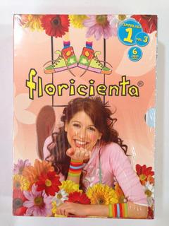 Floricienta Argentina 6 Dvds Pack 3 Telenovela Cris Morena