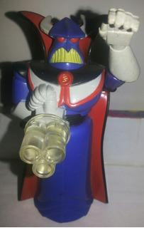 Muñeco Mc Donald Pelicula Toy Story Zurg