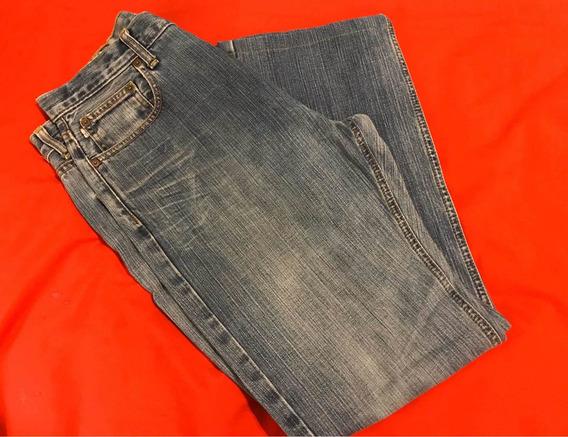 Pantalón De Jean Quicksilver Talle 31 Hombre
