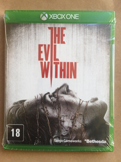 The Evil Within Xbox One Nuevo Sellado Envíos.