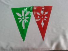 Banderines Plasticos Troquelados