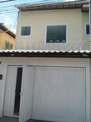 Casa Duplex De 2 Quartos E 1 Suite No Eldorado - Bhc1525