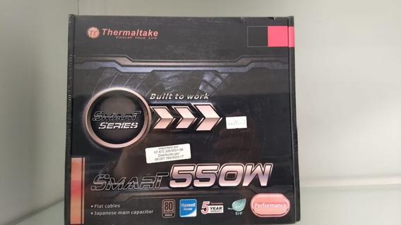 Fonte Thermaltake Smart 550w 80 Plus Bronze
