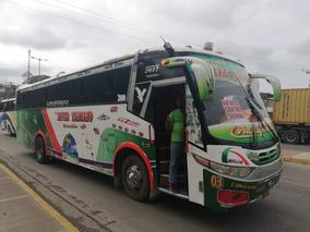 Bus Hino Fg 2008, Con Acciones Y Derechos