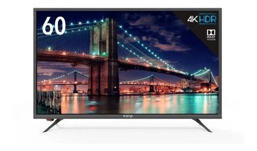 Led Smart Tv Kanji 4k Uhd 60 Pulgadas