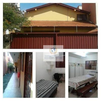 Kitnet Com 1 Dormitório Para Alugar, 22 M² Por R$ 850/mês - Cidade Universitária - Campinas/sp - Kn0068