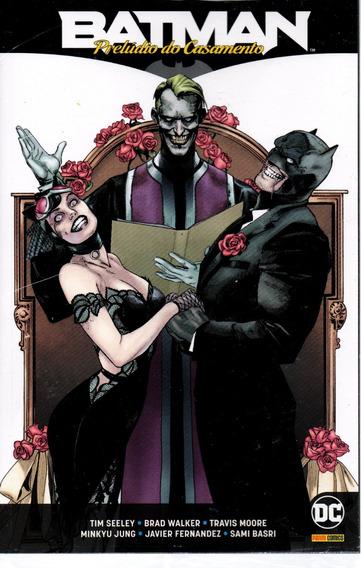 Batman Preludio Do Casamento - Dc- Bonellihq Cx355 E19