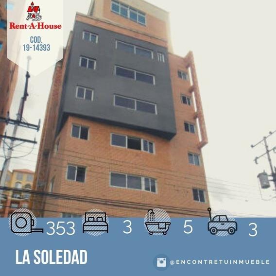 Apartamento En Venta En Maracay, La Soledad 19-14393 Scp
