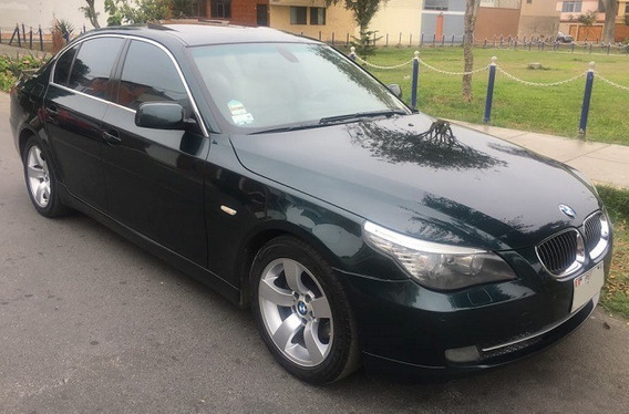 Bmw 530i 2009 Full Secuencial Cuero Electrico Sunroof Impeca