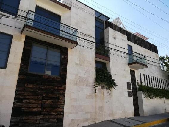 Se Renta Departamento Amueblado Tipo Loft En Contadero, Cuajimalpa, Con Estacionamiento Y Bodega