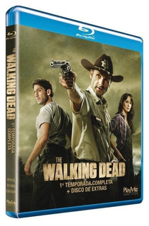 Blu Ray - The Walking Dead (3 Temporadas)