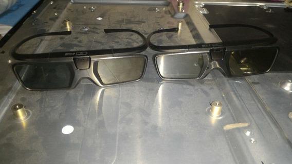 Óculos 3d Da Tv Philips 40pfg6309/78