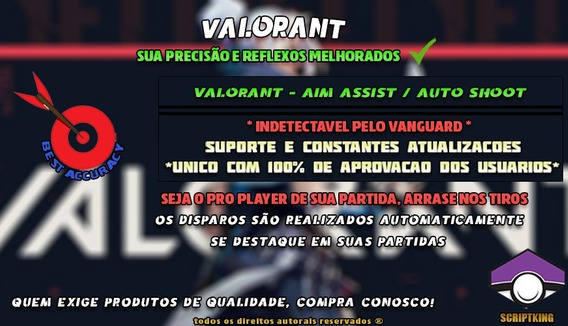 Valorant - Auto Shoot - Aim Assist