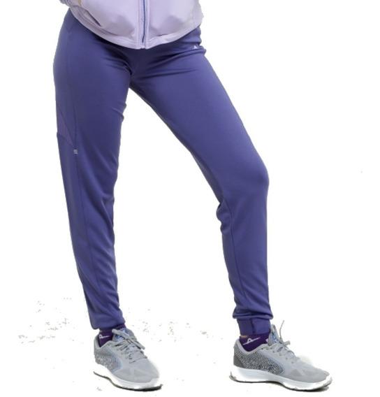 Pantalon Babucha Deportivo Mujer Abyss Calado Laser Y Reflex